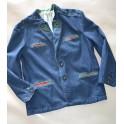 GIACCA  tg. 176  RAGAZZO IN STILE TIROLESE Jeans Vintage