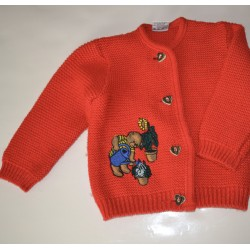 GIACCA BAMBINA tg.140 - 9/10 anni ST. Peter Country