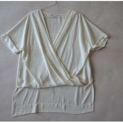 Camicia Crema  tg.12/46 Bebo