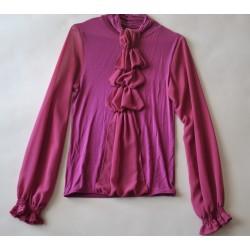 Maglietta Camicetta trasparente  tg.44/46 Jane Norman