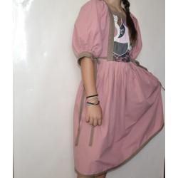 abito vintagr ragazza bambina