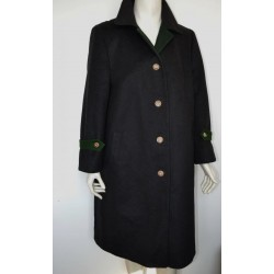 CAPPOTTO LANA/Cashmere  STILE TIROLESE tg. 48 Collection Schlos Orth