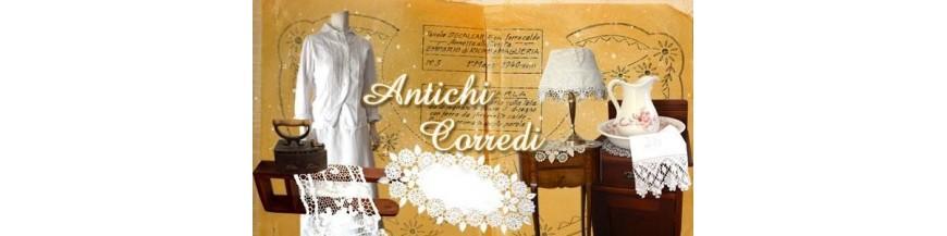 ANTICHI CORREDI